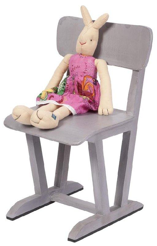 SILT 'n Pure kinderstoel schoolmodel wit -445