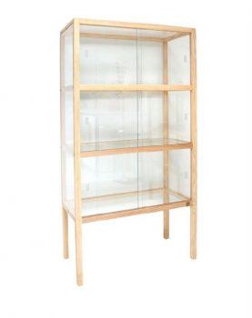 HK-living-vitrinekast-glas-hout