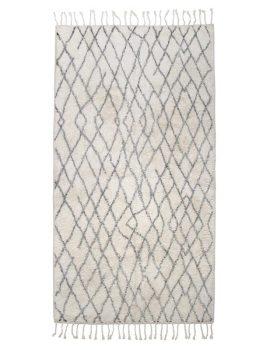 hk-living-badmat-ruit-patroon-ecru-zwart-antraciet-tap0853