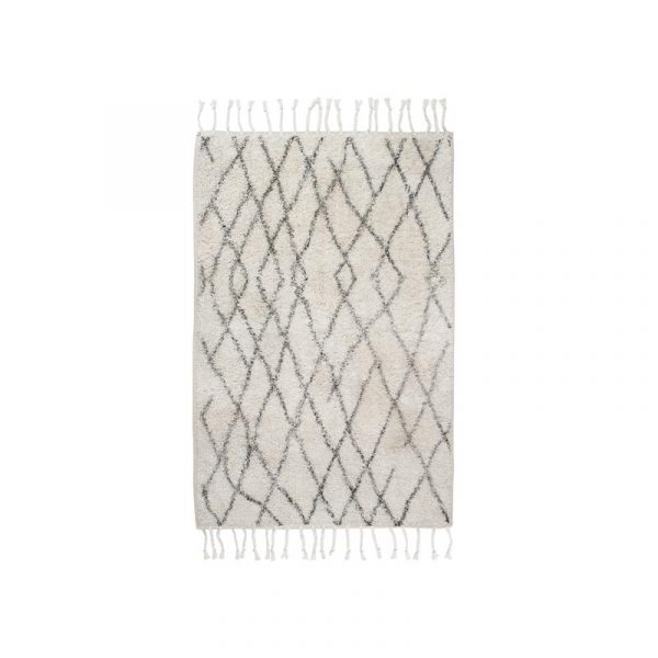 hk-living-badmat-ruit-patroon-ecru-zwart-antraciet-tap0854-medium