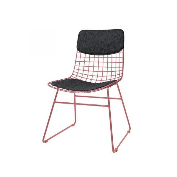 hk-living-comfortkit-zwart-kussentjes-draadstoel-taa1287