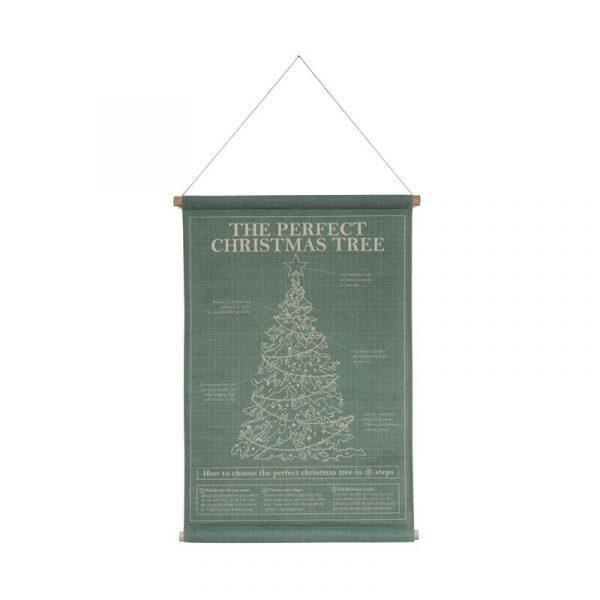 HK-living-poster-canvas-perfect-christmas-tree-kerstboom-schoolplaat-AWD8014