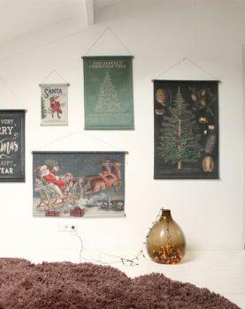 HK-living-kerstspecial-poster-canvas-schoolplaat-kerst