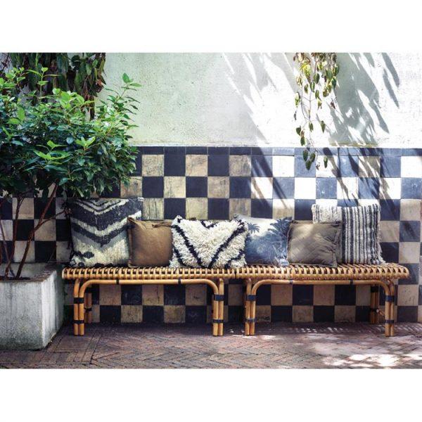 hkliving-sierkussen-kussen-zwart-wit-jungle-print-TKU2008