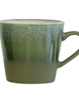 hk-living-cappuccino-mok-seventies-stijl-groen-forest-ace6054