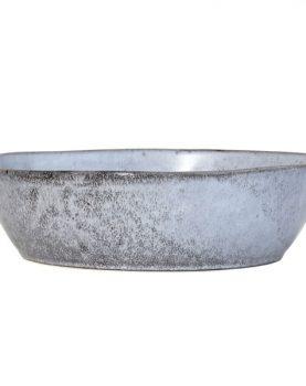hkliving-servies-schaal-keramiek-rustiek-grijs-L-ACE6069