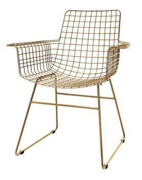 hkliving-metalen-draadstoel-messing-armleuningen-mzm4618-72x56x86cm