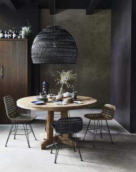 hkliving-sfeerfoto-hanglamp-riet-zwart-80cm-hk-living-villajipp