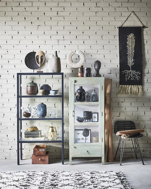 hkliving-vaas-hk-living-zwart-aardewerk-chuculanas-maat-M-ACE6680