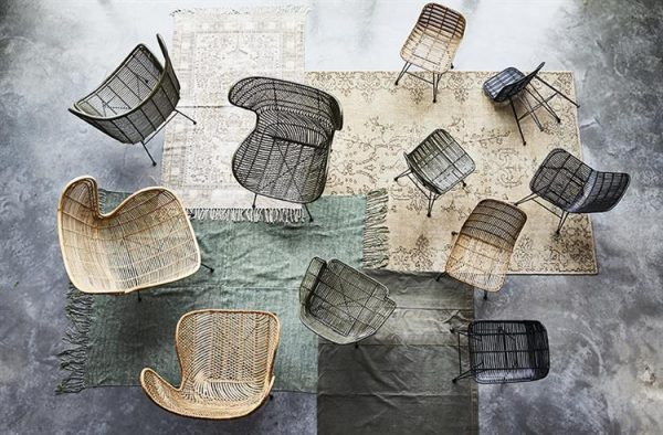 hkliving-egg-chair-stoel-rotan-olijf-groen-MZM4632-74x82x110cm-sfeerfoto-MZM2624-naturel