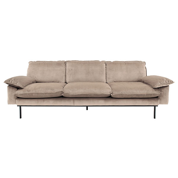 hkliving-retro-sofa-bank-fluweel-textiel-velvet-nude-vierzits-4zits-MZM4639-245x83x95cm