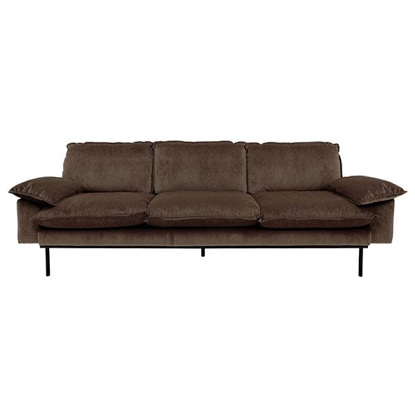 hkliving-sofa-retro-fluweel-hazel-bruin-vierzits-4zits245x83x95cm-MZM4636