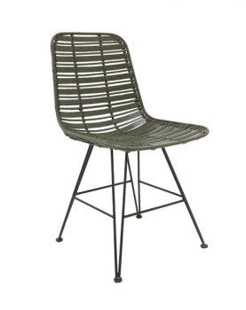 hkliving-stoel-eetkamerstoel-rotan-olijfgroen-groen-hokaido-MZM4629