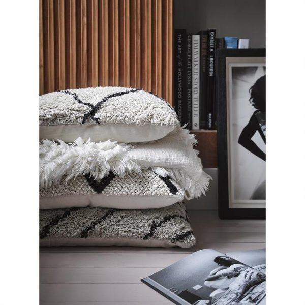 hkliving-kussen-diamant-zwart-wit-katoen-50x50cm-tku2065