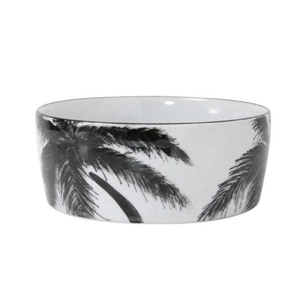 hk-living-schaal-palmen-palmbomen-jungle-porselein-servies-ace6020