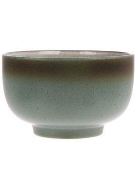 hkliving-schaaltje-moon-seventies-servies-groen-13,5x13,5x8cm