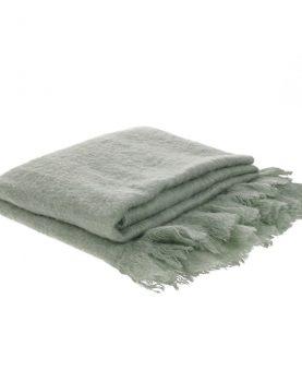 hk-living-plaid-groen-vergrijsd-franjes-wol-acryl-tts1014.