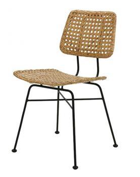 hkliving-stoel-eetkamerstoel-bureaustoel-rattan-naturel-MZM4658