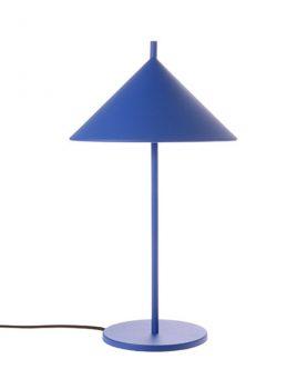HKliving-tafellamp-triangle-kobalt-blauw-metaal-34x34x150cm-VOL5045