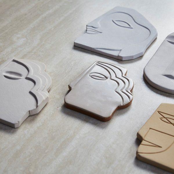 HKliving-masker-aardewerk-mosterd-geel-mat-keramiek-awd8885
