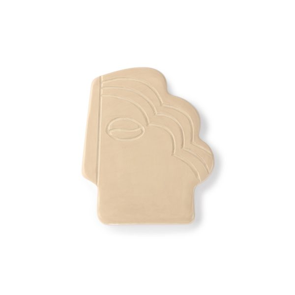 hkliving-afrikaans-masker-aardewerk-glanzend-face-wall-ornament-small-glanzend-taupe-awd8884
