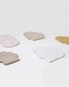 HKliving-masker-muurdecoratie-wanddecoratie-face-mat-creme-aardewerk-15x1x8,5cm-AWD8883