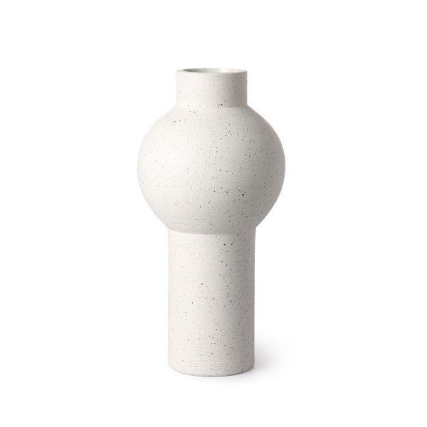 HKliving-vaas-gespikkeld-wit-medium-rond-ace6823