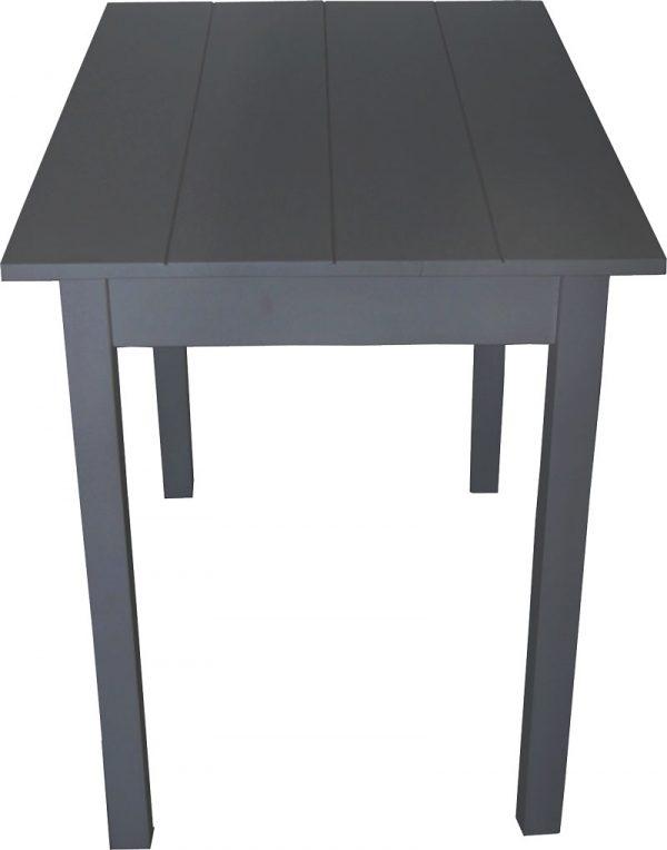 Silt 'n Pure kloostertafeltje - kleine tafel mat zwart hout-26640