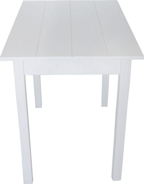 Silt 'n Pure kloostertafeltje - kleine tafel wit hout-26622