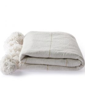 hkliving-plaid-pompons-wit-goud-tts1027