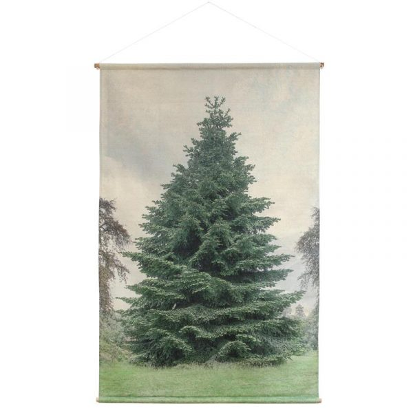HK-living-poster-canvas-perfect-christmas-tree-kerstboom-XL-schoolplaat-AWD8016