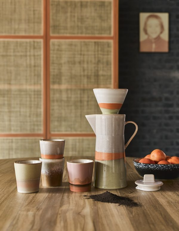 ceramic 70's coffee filter-28190
