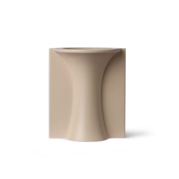 mold shape flower vase M matt skin-0