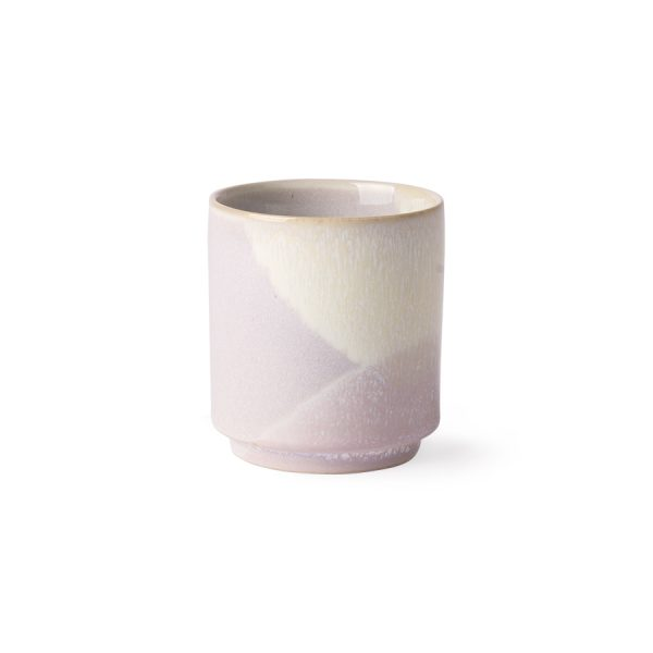 gallery ceramics: coffee mug lilac/yellow-0