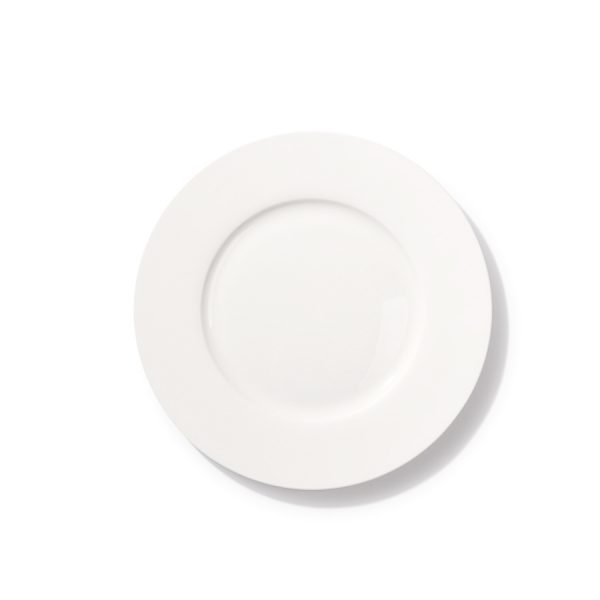 athena ceramics: bone china breakfast plate-0