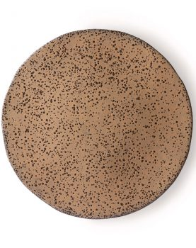 gradient ceramics: dinner plate taupe-0