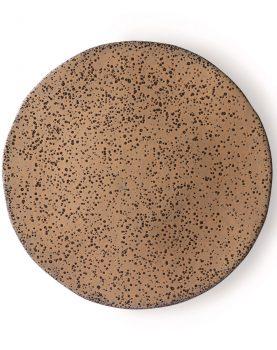 gradient ceramics: dinner plate taupe-0