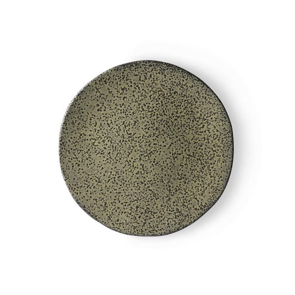 gradient ceramics: side plate green-0