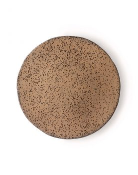 gradient ceramics: side plate taupe-0