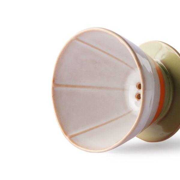 ceramic 70's coffee filter-28187