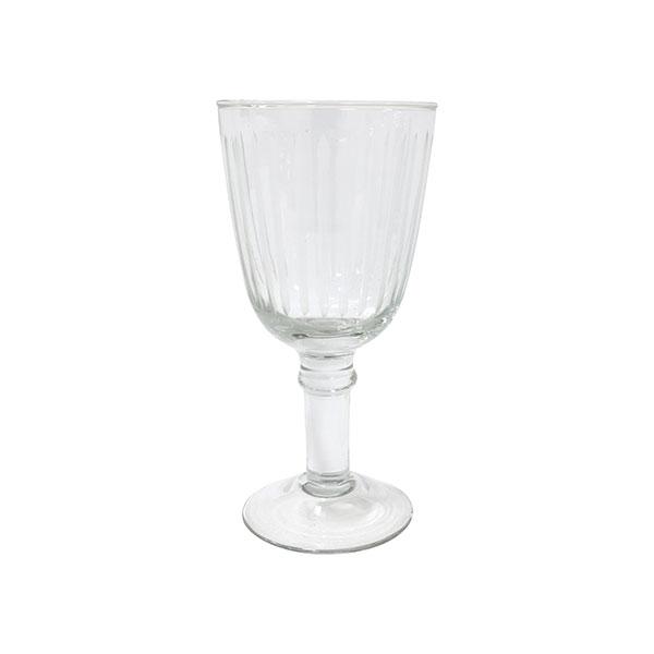 wine glass engraved stripes-0