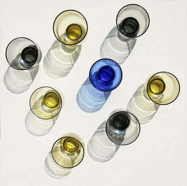 chartreuse glass M-28213