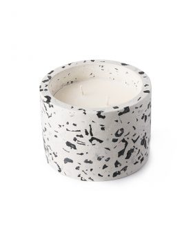 ltd. terrazzo soy candle M: april-0