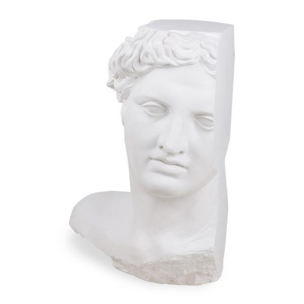 plaster statue apollo-28432