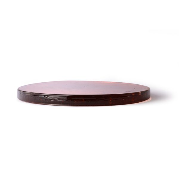 glass object peach-28452