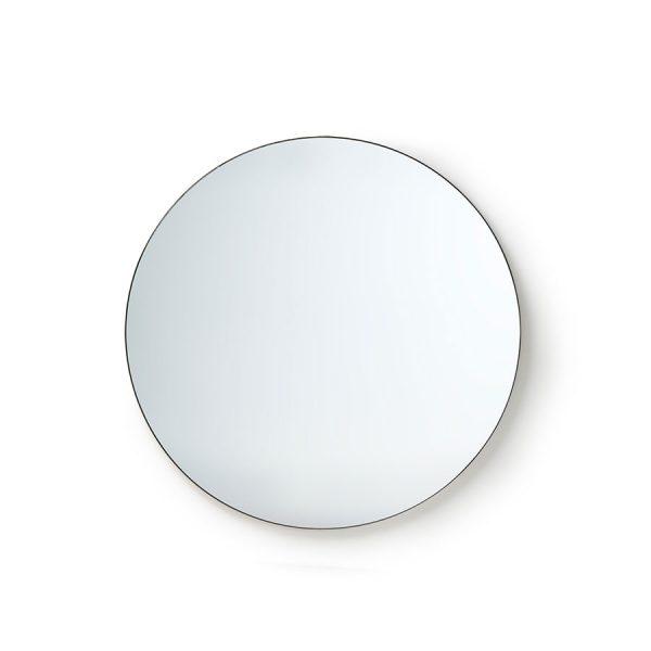 HKliving ronde spiegel metalen frame 80cm