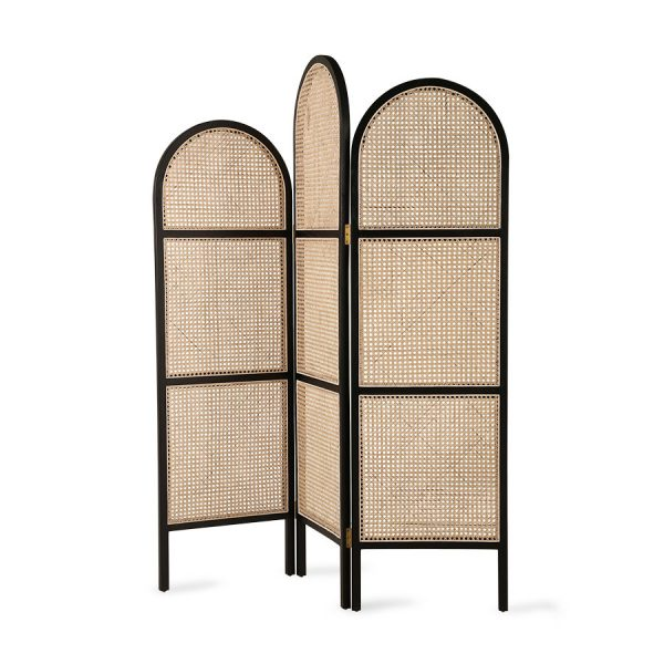webbing room divider black-0