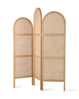 webbing room divider natural-0