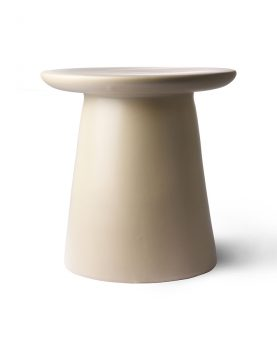 Hkliving side table earthenware MTA2823-1