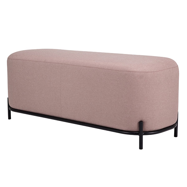 pouf 120cm old pink-0